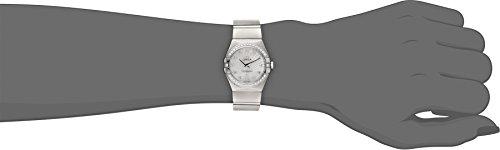 OMEGA 123.15.27.60.55.002–Armbanduhr, Armband in Edelstahl - 2