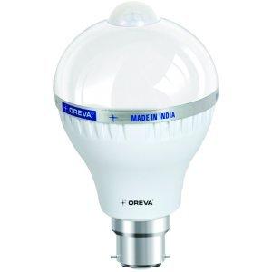 Oreva Branded LED BULB Lamp sensor 10W cool white B22D Auto on-off sensor
