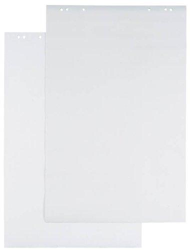DURABLE 866802 - Blocco di ricambio per lavagna a fogli mobili, a quadretti, 20 fogli, 68x100 cm,...