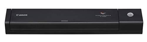 Canon imageFORMULA P-208II Scan-tini Personal Document Scanner, Black (9704B007)