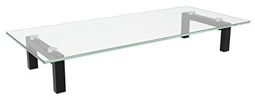 RICOO Supporto da tavolo per TV Montaggio FS8235-C Staffa per televisore base piatto piedistallo...