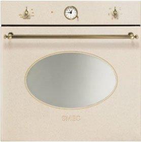 Smeg SF800AVO Forno elettrico 72L A-10% Beige forno