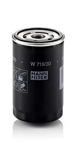 Original MANN-FILTER Ölfilter W 719/30 - Für PKW und Nutzfahrzeuge