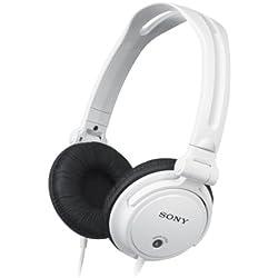 Sony MDR-V150 - Auriculares (Circumaural, Diadema, 16 - 22000 Hz, Dinámico, Ferrita, Cerrado)