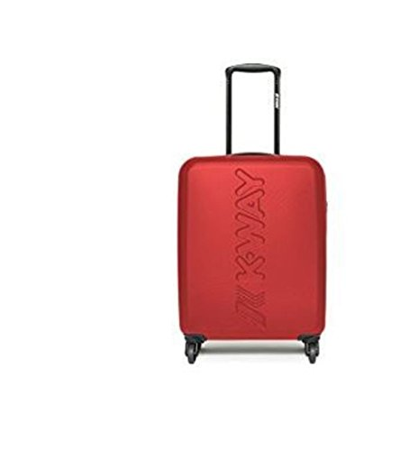 TROLLEY K-WAY K-AIR CABIN SIZE SPINNER 8AKK1G010A401 RED