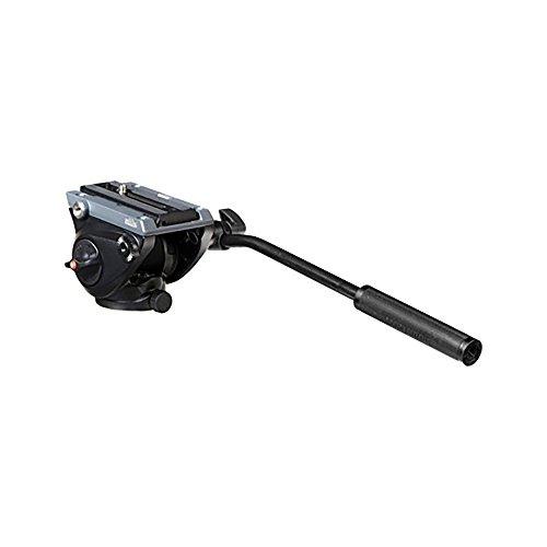 MVH500AH : Manfrotto MVH500AH Lightweight Fluid Video System with Bag (Black)