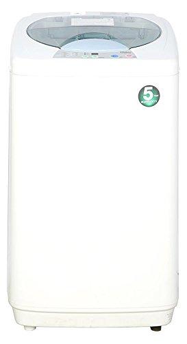 Haier 5.8 kg Fully-Automatic Top Loading Washing Machine (HWM58-020, White)
