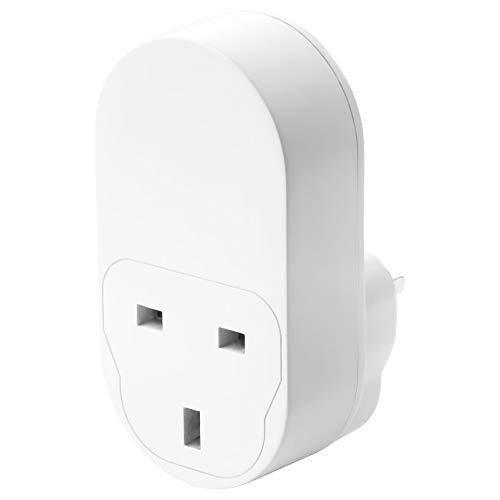 Ikea Tradfri Wireless Control Uk 3 Pin Plug Socket For Tradfri Smart Lighting Systems