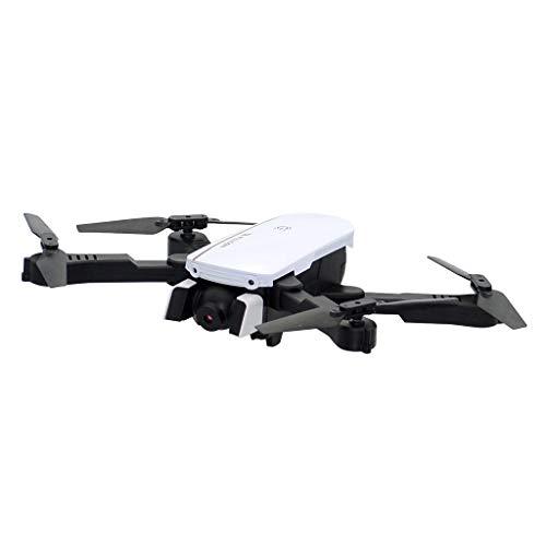 HD 4 K registrazione aria il flusso di luce segue la doppia fotocamera pieghevole quadricottero con...