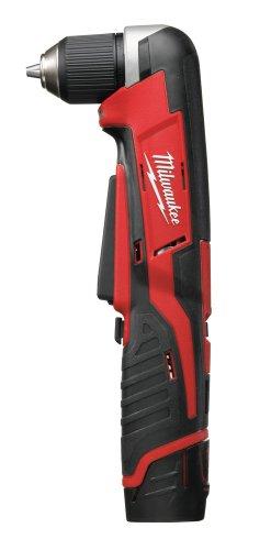 Milwaukee 4933441215 Akku-Winkelbohrmaschine C12RAD/2.0 Ah, 12 W, 12 V
