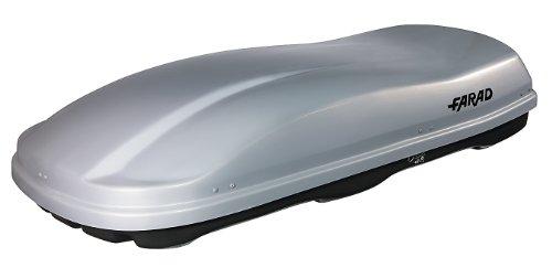FARAD Dachbox 1-9531 N/7 Marlin 680 Liter Metallic-Grau