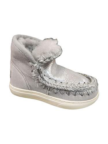 Mou Stivaletto Basso Eskimo Sneaker Kid Nero, 31
