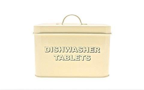 Leonardo Collection Home Sweet Home, Scatola per pastiglie da lavastoviglie, Dishwasher Tablets,...