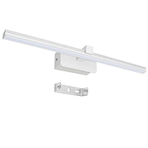 Chesbung Lampada Bagno Specchio, Lampada per Trucco da Muro, Specchio Armadio,IP66, Bianco Caldo,...