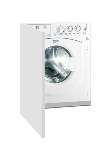 Hotpoint AWM 1081 EU Incasso Carica frontale 7kg 1000Giri/min A+ Bianco lavatrice
