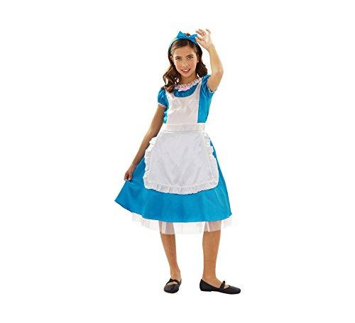 Disfraz de Alicia para niñas en varias tallas