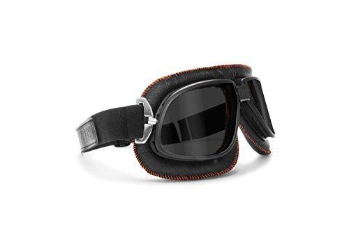 Gafas para moto Bertoni AF196A - Vintage -