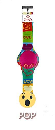 Orologio Zitto grande Pop Love limited edition