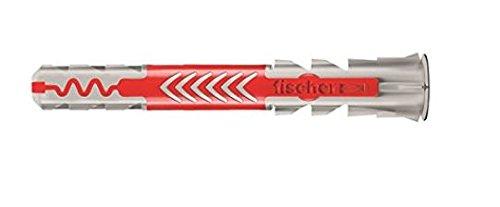 fischer Duo Power L, 8 x 65 mm, 1 Pack = 50 Stück, 538241