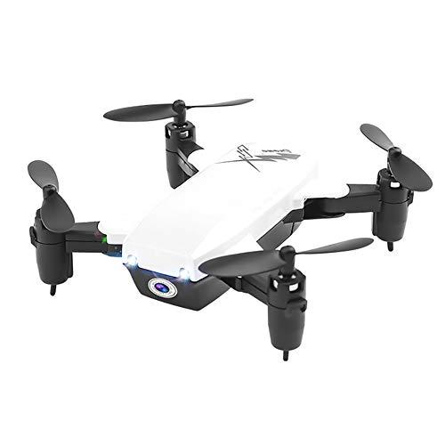 FPV RC Drone con Telecamera HD 720P Grandangolare WiFi Filmati dal Vivo Mini Quadricottero...