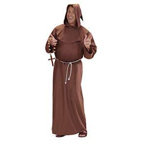 WIDMANN Desconocido Disfraz de Monje Capuchino Adulto