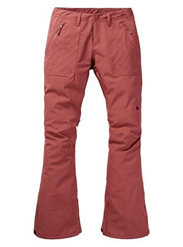 Burton Vida, Pantaloni da Snowboard Donna, Rose Brown, M