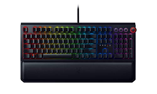 Razer BlackWidow Elite Mechanische Gaming Tastatur (mit Razer ...