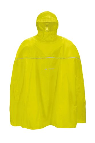 Vaude Kinder Regenjacke Grody, Lemon, S, 3937