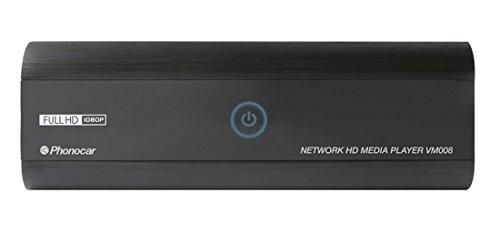 Phonocar VM008 Lettore multimediale HD con predisposizione Hard-Disk