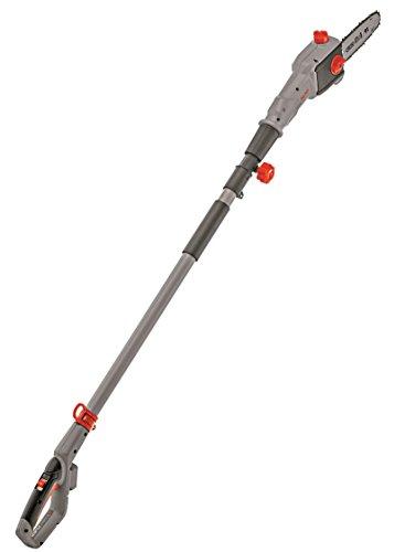 AL-KO 113538batería podadora CSA 2020, (Ion de litio, 20V, 20cm Longitud de corte, 10cm grosor de corte, bien equilibrada de hasta 3,5m Altura de trabajo