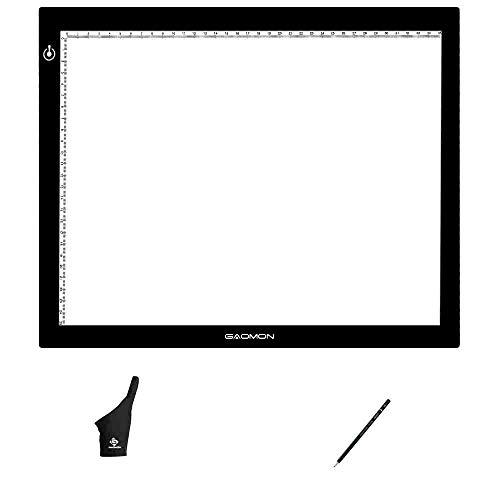 GAOMON B4 Size LED Tavoletta Luminosa (Fascio GB4)