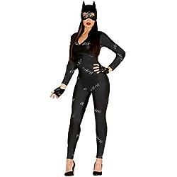 Guirca 84451 - Elastic Black Cat Adulto Talla S-M