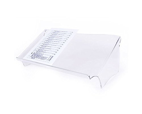 Dataflex 44.410 Addit ErgoDoc Dokumentenhalter, transparent
