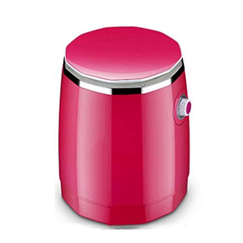 LPGY Asciugatrice Portatile Spin Dryer Piccola Asciugatrice da Banco Semiautomatica, per Uso...