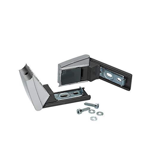 Porta cerniera cerniera della porta maniglia della porta kit di riparazione kit frigorifero per...