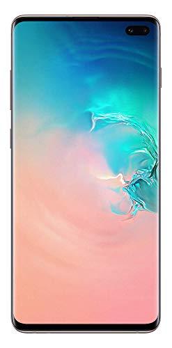 Samsung Galaxy S10 Plus SM-G975FCWHINS (Ceramic White, 12GB RAM, 1TB Storage) with Offer