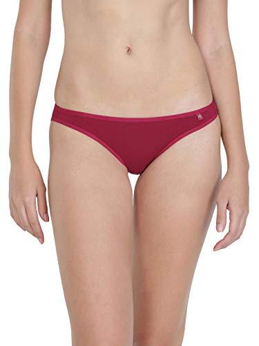 Jockey Women's Plain/Solid Bikini 4