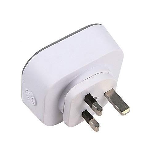 WMIAO WiFi Smart Plug Environnement, Mobile APP Remote Control Timing/Télécommande Prise De Commutateur Alexa Voice Control Goole Assistabt,... 26