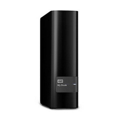 WD WDBFJK0020HBK-EESN My Book Hard Disk Esterno Desktop, USB 3.0, 2 TB