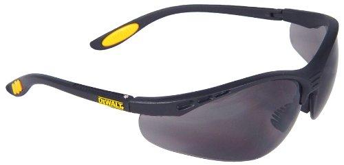 DeWalt DEWSGRFS - Gafas protectoras de trabajo, color negro, talla única