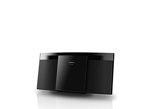 Panasonic SC-HC200EG-K Stereo Micro Hi-Fi Bluetooth, Nero