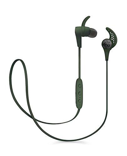 Jaybird X3 Cuffie Wireless Bluetooth, Compatibili con Smartphone iOS/Android, Progettate per Sport/Corsa/Fitness, Verde