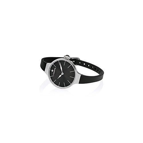 Orologio Da Donna Marca Hoops Collezione Nouveau Cherie Black