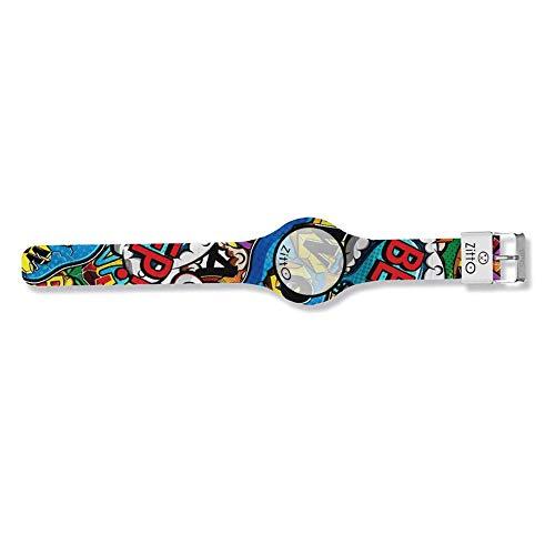 Orologio digitale unisex ZITTO COMICS in silicone multicolore WARGAME-MF-MAX