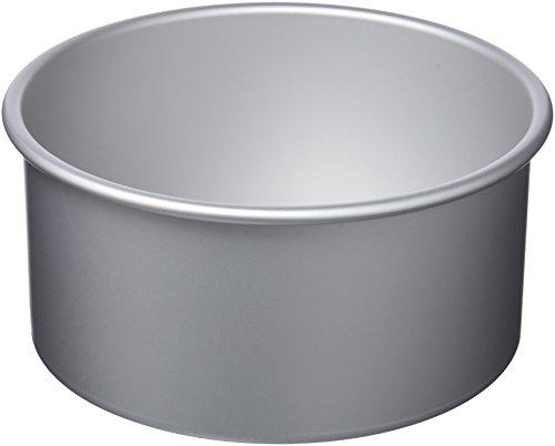 IBILI 815120 - Molde Redondo Recto Extra Alto 20X10 Cm