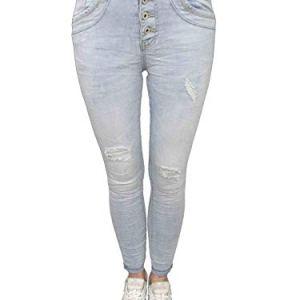 Jewelly by Lexxury Jeans vorne