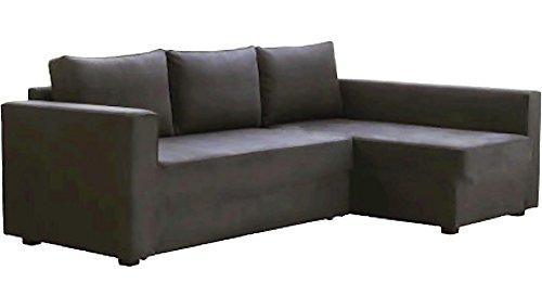 Il grigio scuro Manstad di ricambio realizzata su misura per Ikea Manstad divano letto, o...