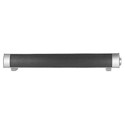 Docooler, sound bar Bluetooth, con altoparlanti, per home theater, subwoofer con bassi profondi,...
