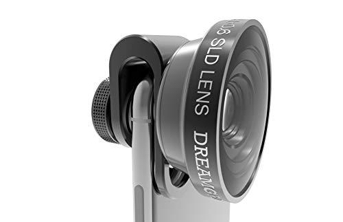 Dreamgrip Visio Pro Ultra Faible Distorsion Ensemble de lentille pour n'importe Quel Smartphone Téléphone Objectif de Fixation 30