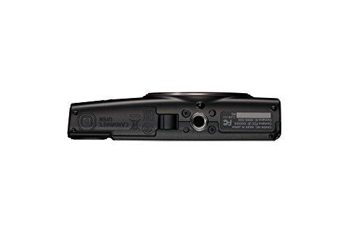 Canon IXUS 285 HS Appareils Photo Numériques 21.1 Mpix Zoom Optique 12 x - Noir 24
